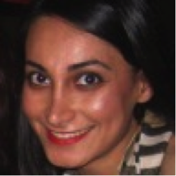 photo of Parisa Zoghi